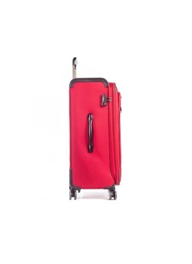 ÇÇS Çanta Valiz Kırmızı